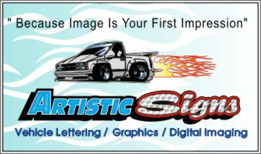 The New Artistic Signs LLC Website - CLICK TO GO NOW
